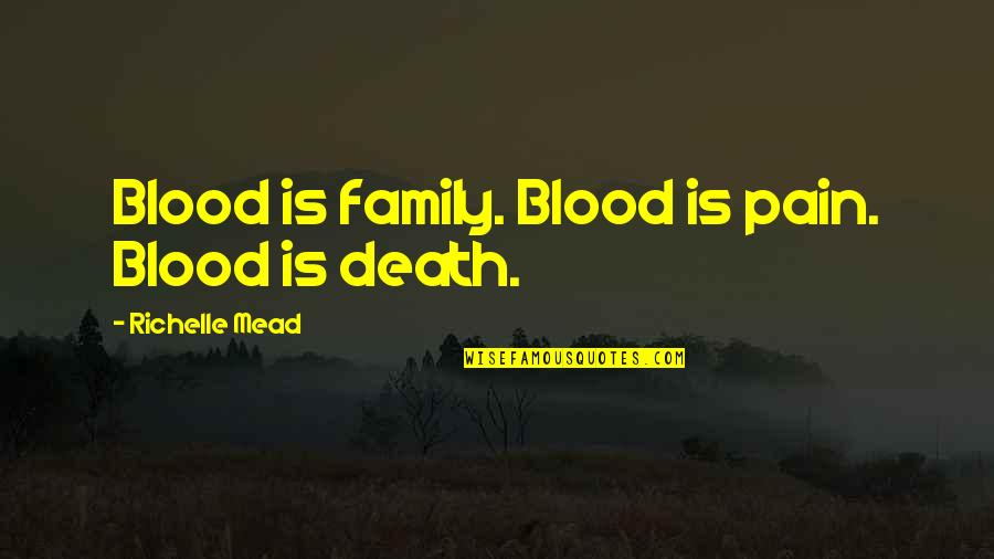 Family Is Not Blood Quotes: top 44 famous quotes about ...