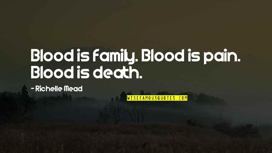 Family That Is Not Blood Quotes: top 34 famous quotes about ...