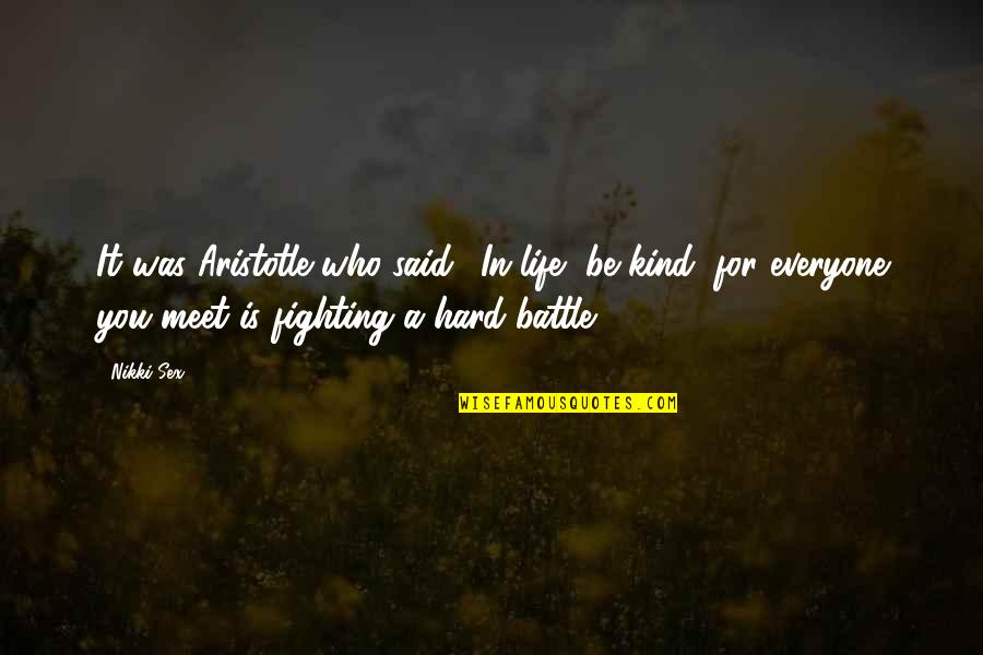 Fighting A Battle Quotes Top 56 Famous Quotes About Fighting A Battle