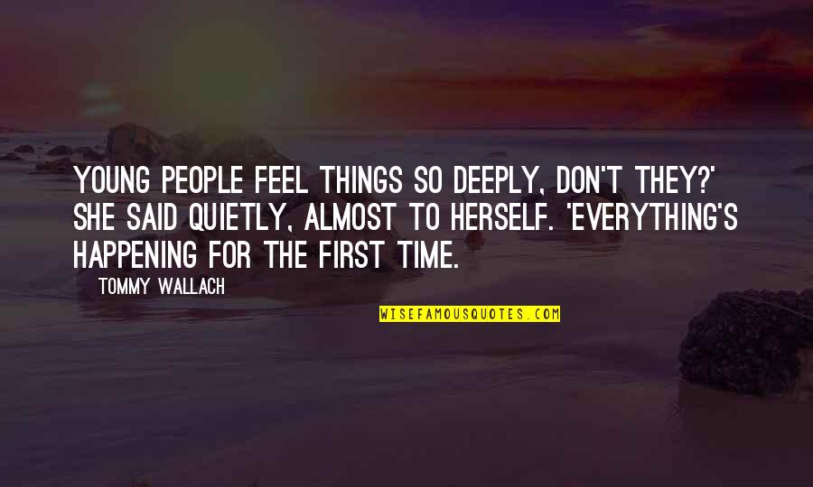 First Time For Everything Quotes Top 41 Famous Quotes About First