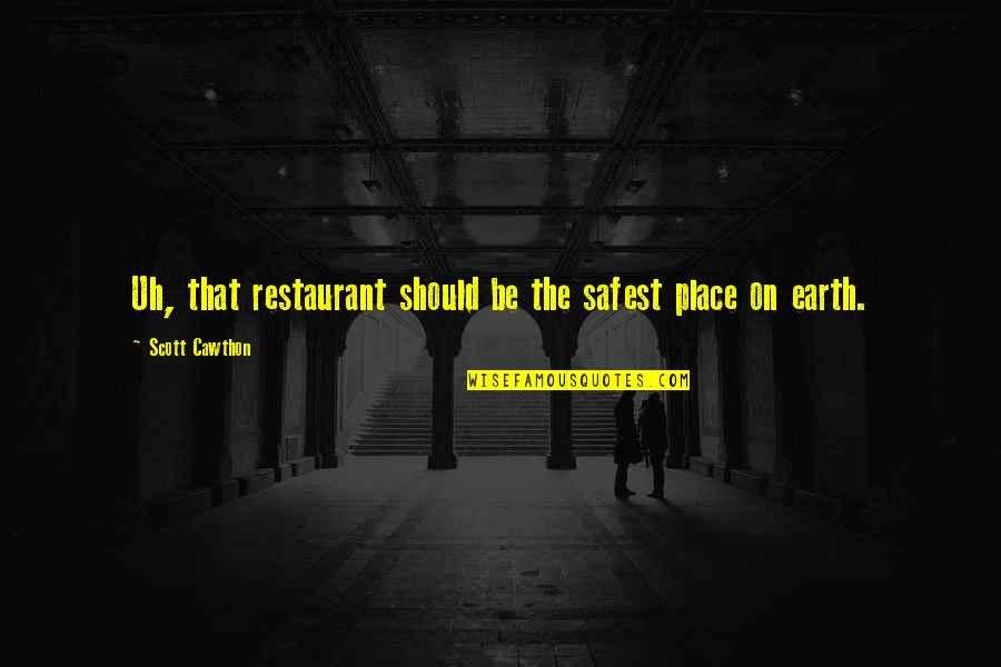 Free Car Quotes By Scott Cawthon: Uh, that restaurant should be the safest place