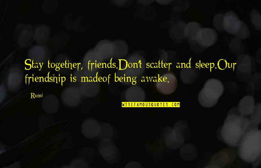 Friendship Rumi Quotes Top 7 Famous Quotes About Friendship Rumi