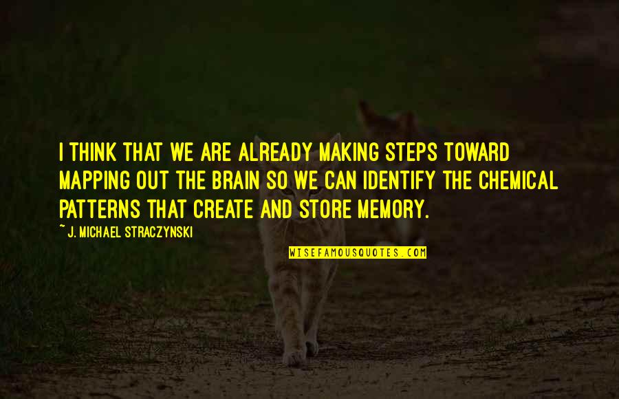 Funny Fifa Commentary Quotes By J. Michael Straczynski: I think that we are already making steps