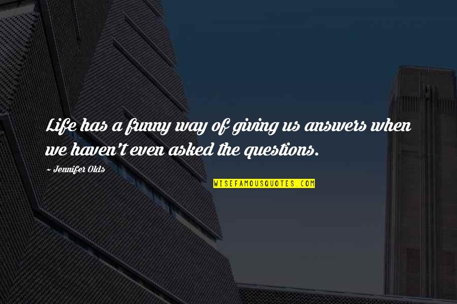 Funny Questions And Answers Quotes Top 3 Famous Quotes