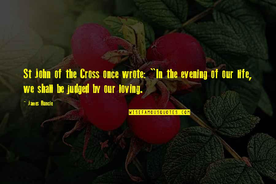 "Funny Wealth Management Quotes By James Runcie: St John of the Cross once wrote: ""In"