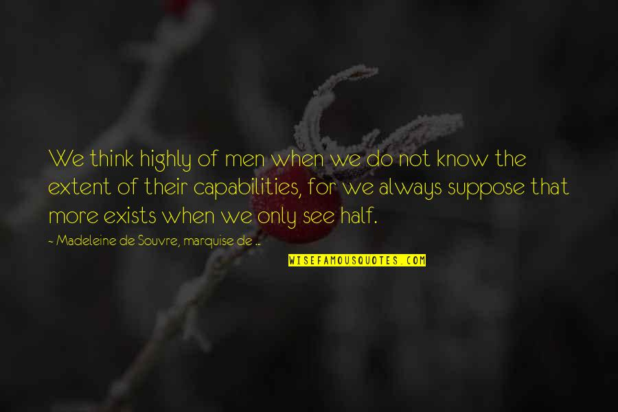 Futurama Robosexual Quotes By Madeleine De Souvre, Marquise De ...: We think highly of men when we do