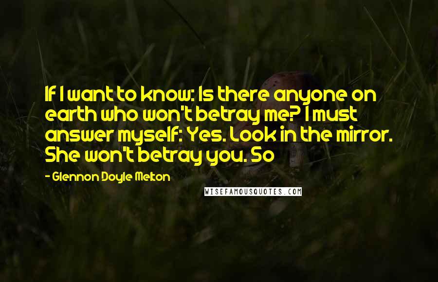 Glennon Doyle Melton Quotes | Glennon Doyle Melton Quotes Wise Famous Quotes Sayings And