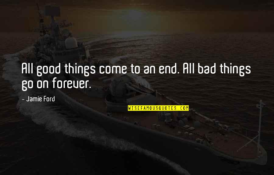 Every Good Thing Comes To An End Quotes Rsoftapps
