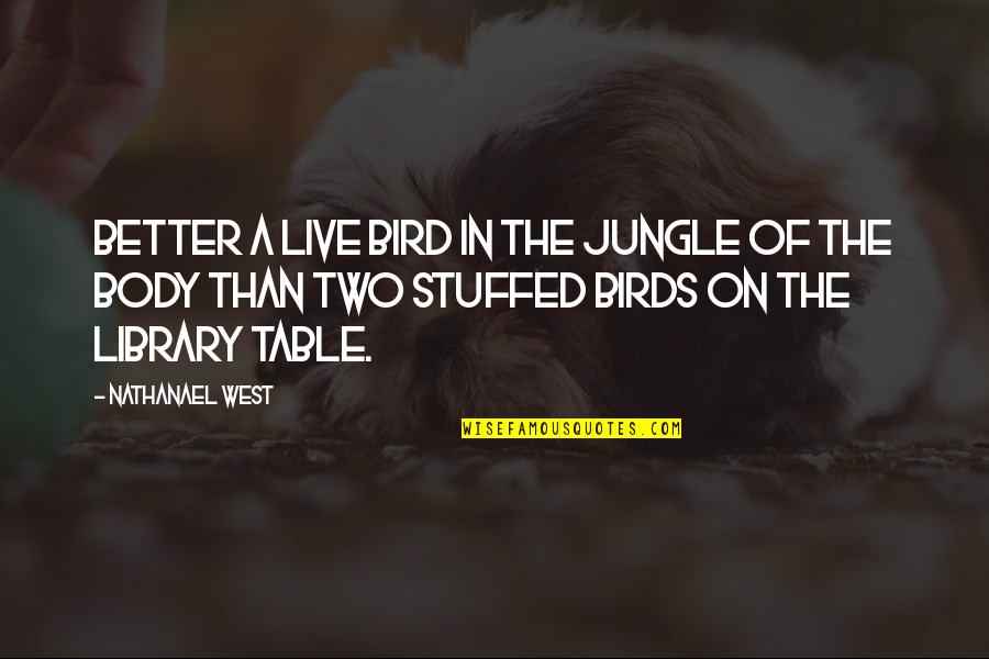 Google Stock Quotes By Nathanael West: Better a live bird in the jungle of
