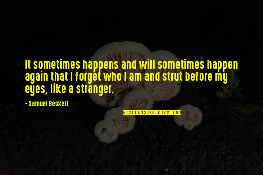 Google Web Services Stock Quotes By Samuel Beckett: It sometimes happens and will sometimes happen again