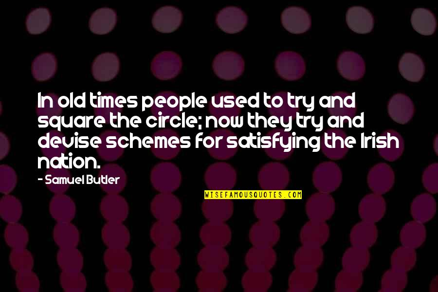 Grey Anatomy Season 2 Episode 5 Quotes By Samuel Butler: In old times people used to try and