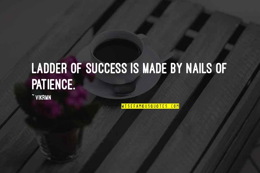 Guitar Quotes And Quotes By Vikrmn: Ladder of success is made by nails of