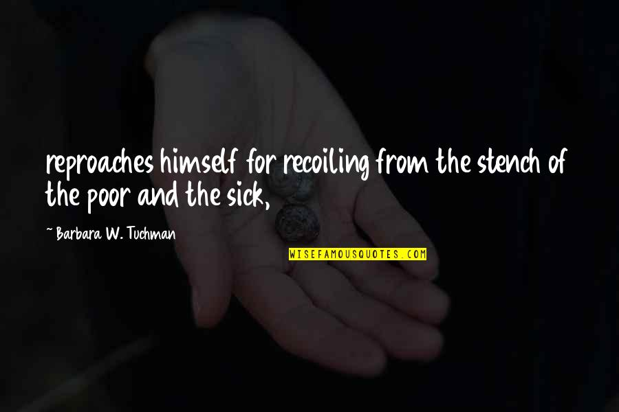 Hamlet Misogyny Quotes By Barbara W. Tuchman: reproaches himself for recoiling from the stench of