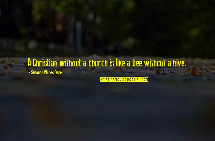 Harold Koenig Quotes By Suzanne Woods Fisher: A Christian without a church is like a