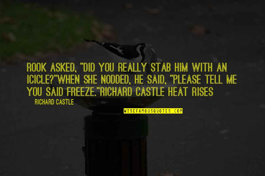 He Asked And She Said Yes Quotes: top 32 famous quotes about ...