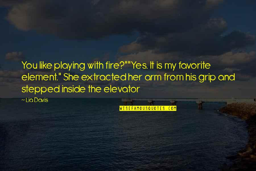 """Homestuck Rufioh Quotes By Lia Davis: You like playing with fire?""""""""Yes. It is my"""