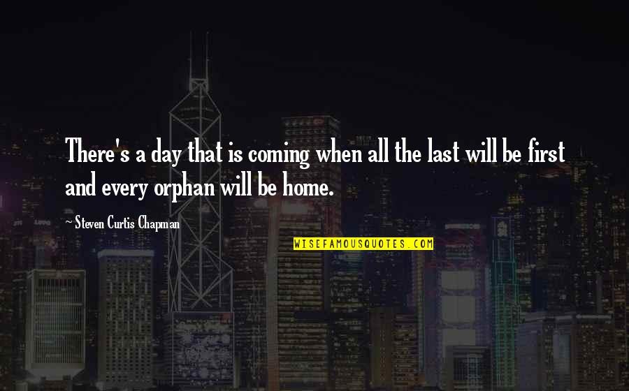 Homestuck Rufioh Quotes By Steven Curtis Chapman: There's a day that is coming when all