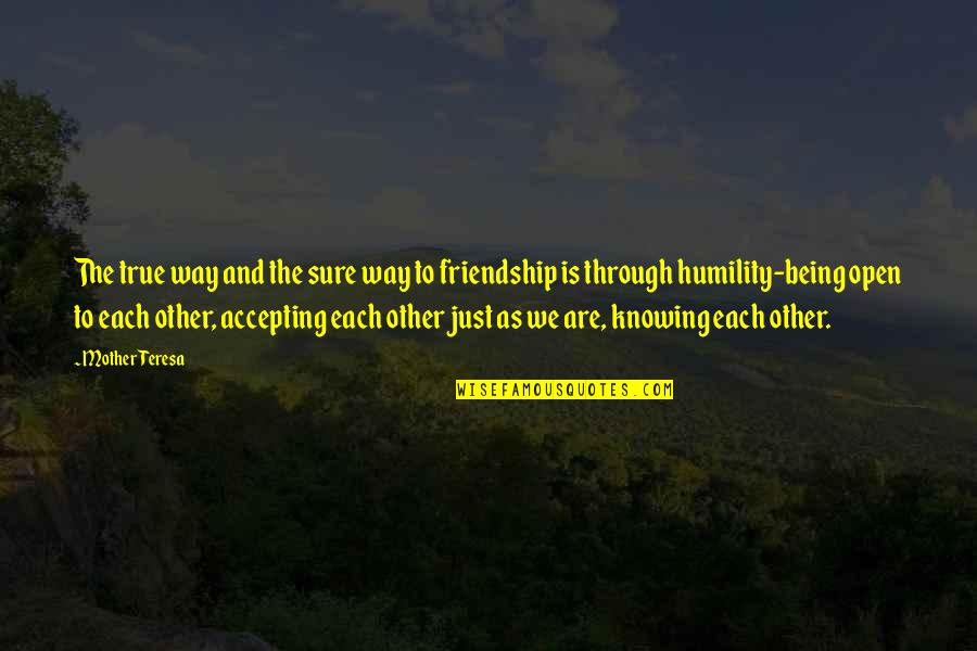 Humility And Friendship Quotes Top 5 Famous Quotes About Humility