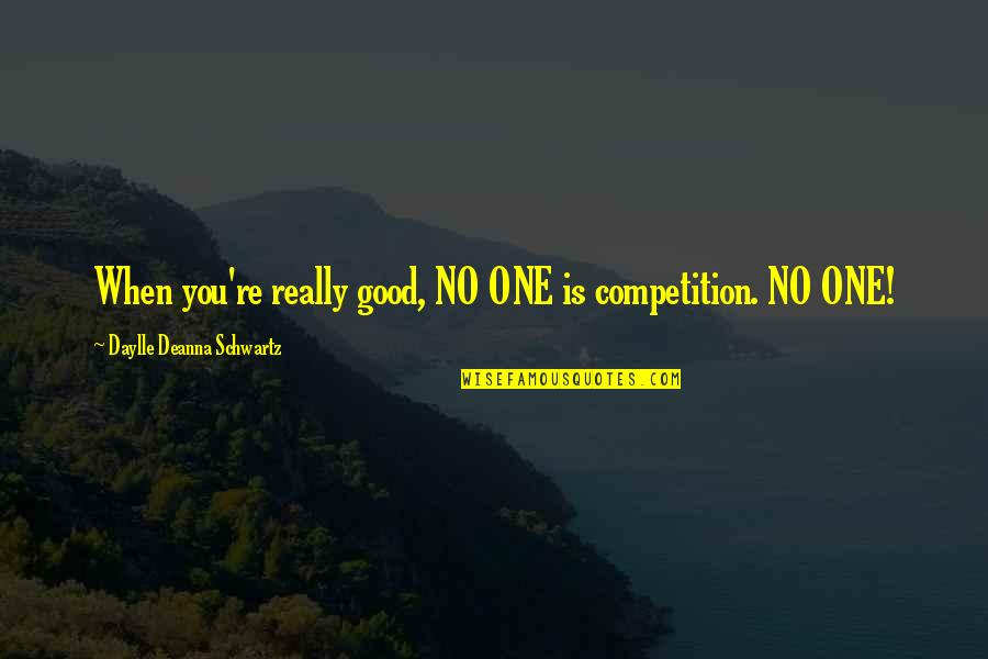 I Am In Competition With No One Quotes Top 30 Famous Quotes About I