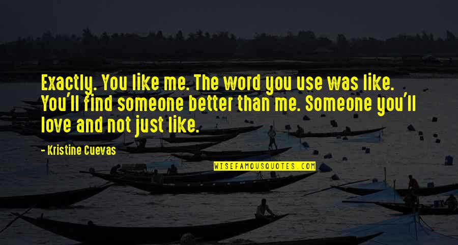 word for better than someone