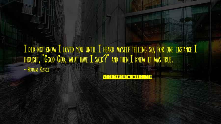 I Thought I Loved You Then Quotes Top 34 Famous Quotes About I