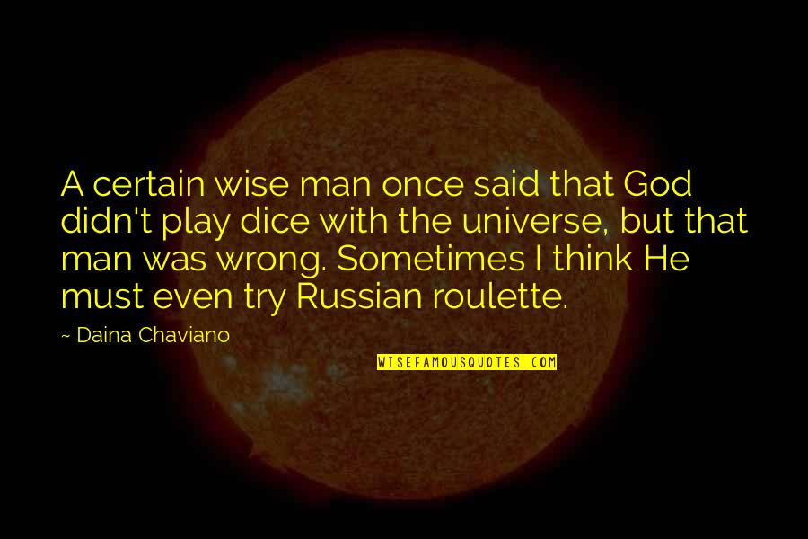 I Wise Man Once Said Quotes Top 23 Famous Quotes About I Wise Man