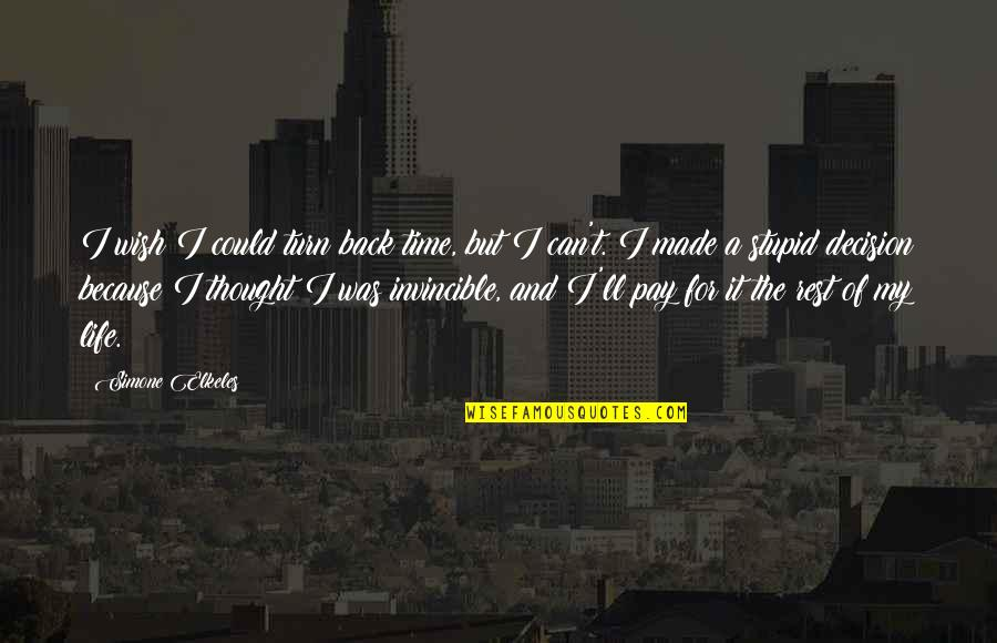 If I Could Turn Back Time Quotes Top 21 Famous Quotes About If I