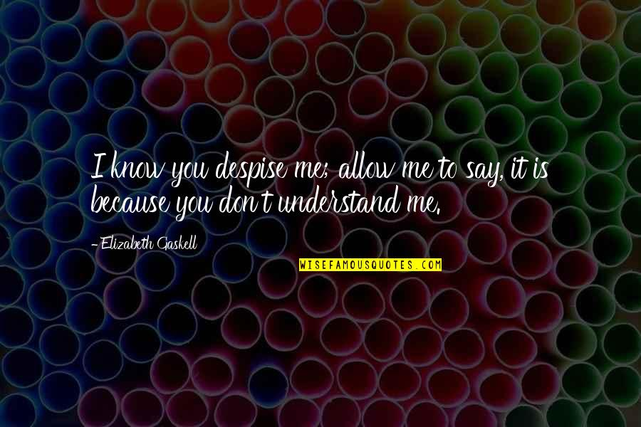 If You Dont Understand Me Quotes Top 56 Famous Quotes About If You