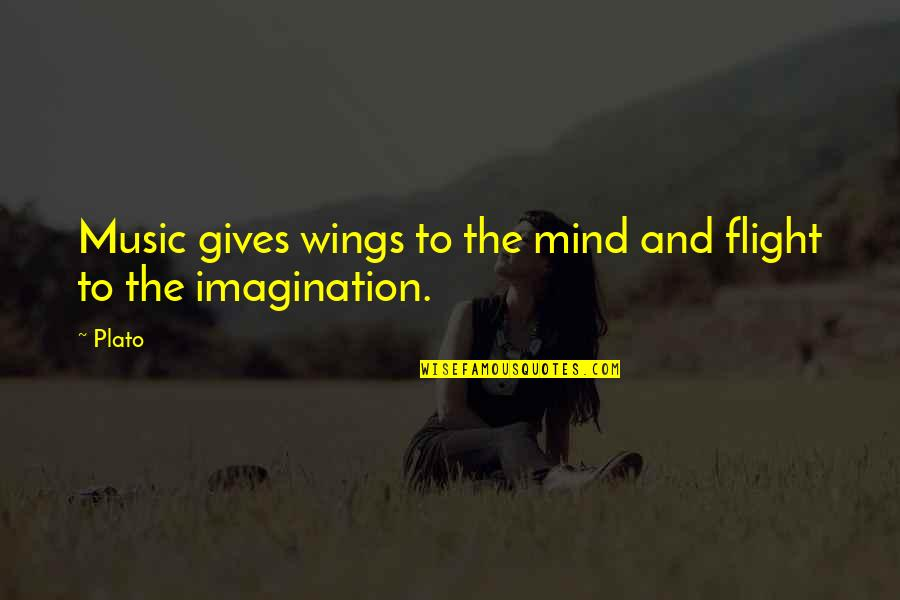 Imagination And Music Quotes: top 21 famous quotes about