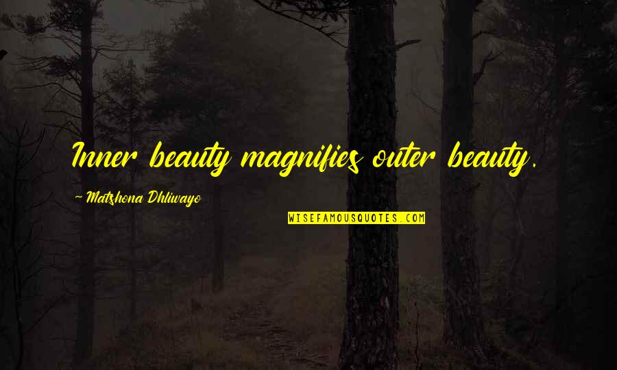 Inner And Outer Beauty Quotes Top 18 Famous Quotes About Inner And