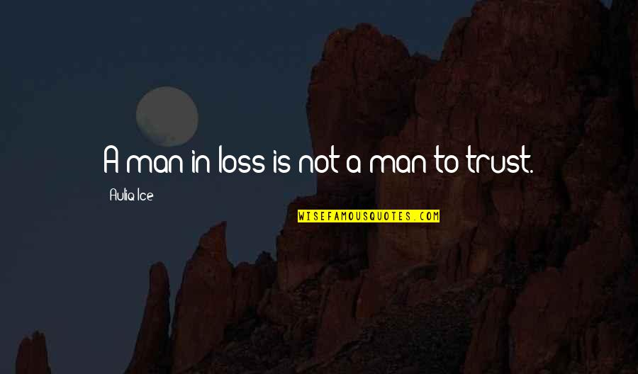 Innerhtml Removes Attribute Quotes By Auliq Ice: A man in loss is not a man