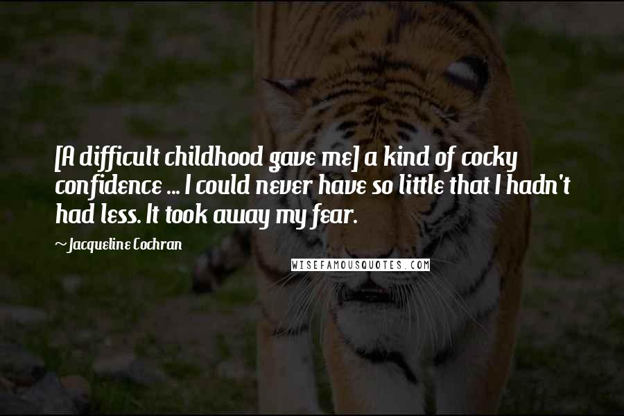 jacqueline cochran quotes wise famous quotes sayings and