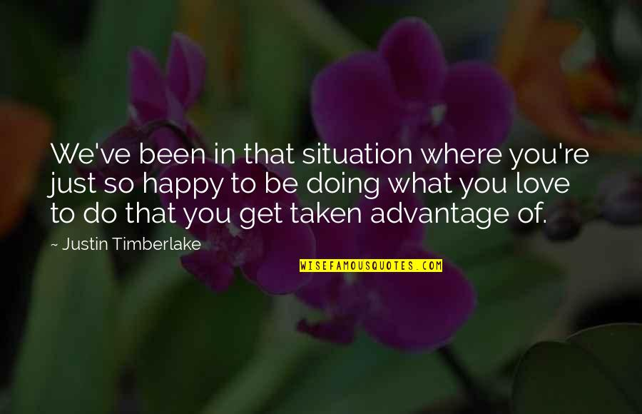 Jimmy Dykes Quotes By Justin Timberlake: We've been in that situation where you're just