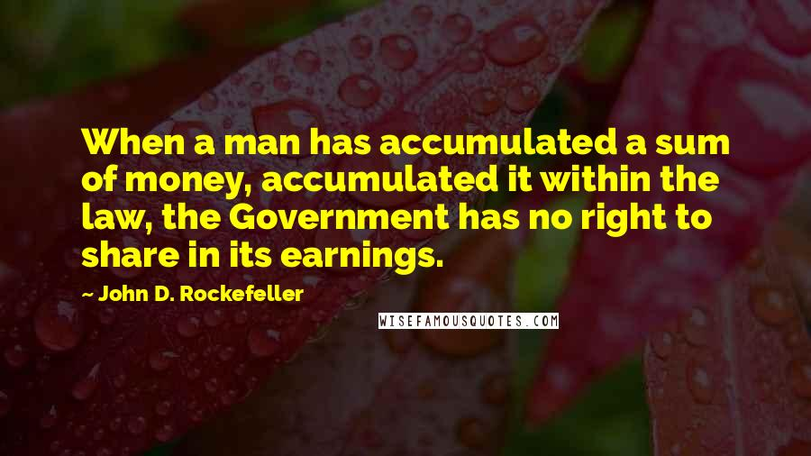 John D Rockefeller Quotes Wise Famous Quotes Sayings And