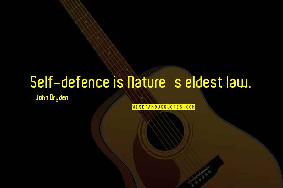 Json Array Remove Quotes By John Dryden: Self-defence is Nature's eldest law.