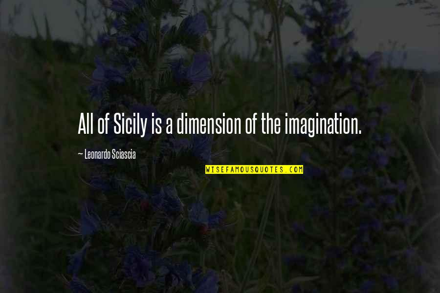 Json Array Remove Quotes By Leonardo Sciascia: All of Sicily is a dimension of the
