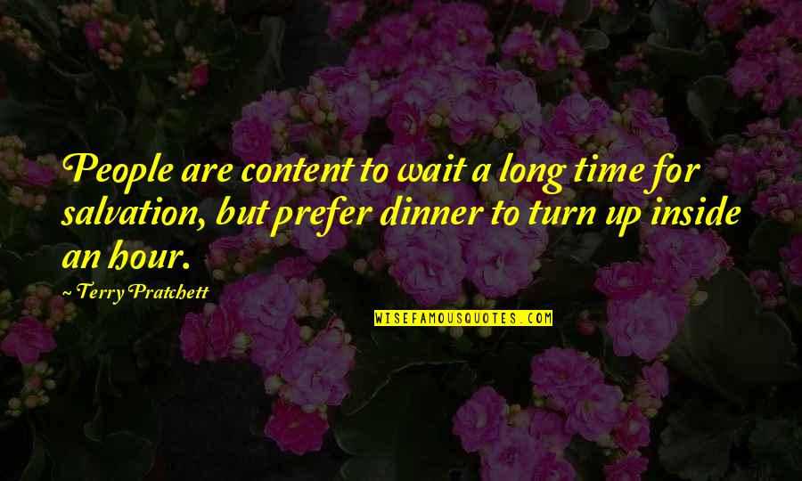 Json Array Remove Quotes By Terry Pratchett: People are content to wait a long time