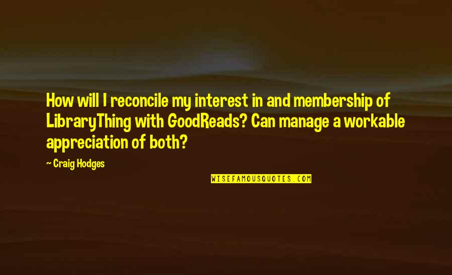 Lalum Nga Bisaya Quotes By Craig Hodges: How will I reconcile my interest in and