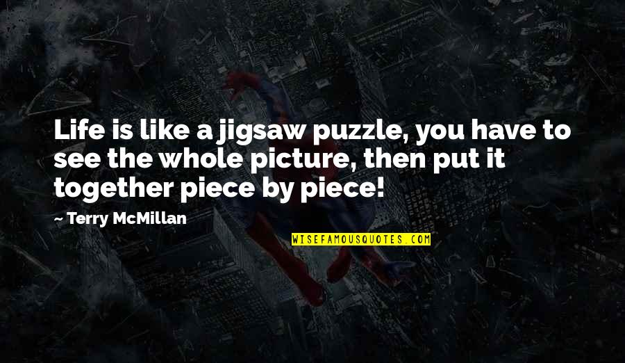 Life Like A Puzzle Quotes Top 17 Famous Quotes About Life Like A Puzzle