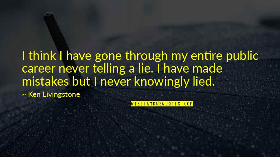 Linux Shell String Quotes By Ken Livingstone: I think I have gone through my entire