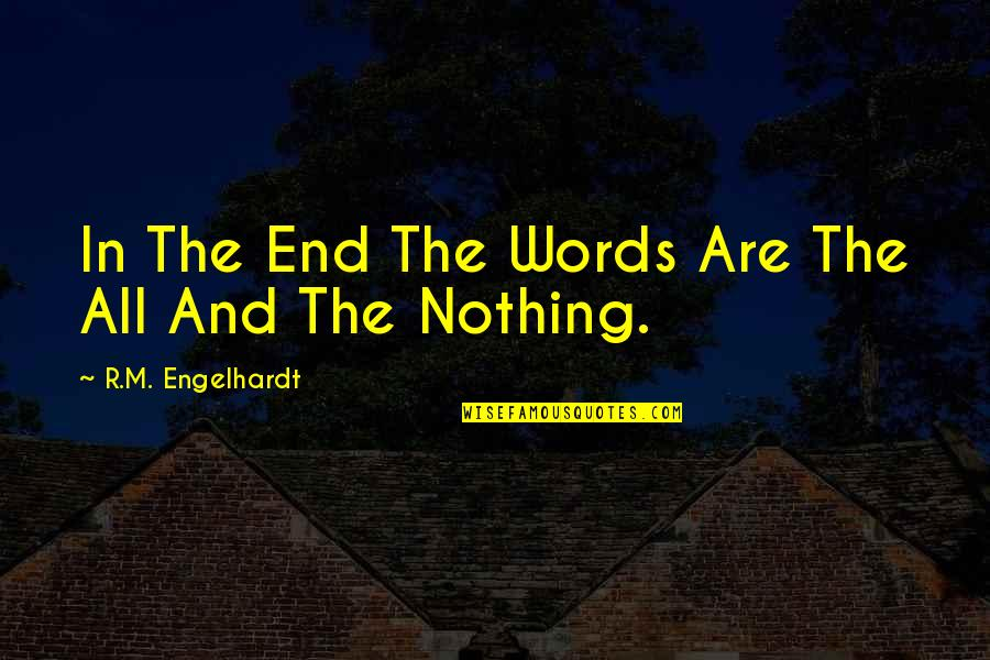 Linux Shell Variable Quotes By R.M. Engelhardt: In The End The Words Are The All