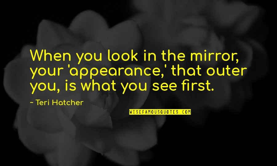 Look In The Mirror First Quotes Top 15 Famous Quotes About Look In