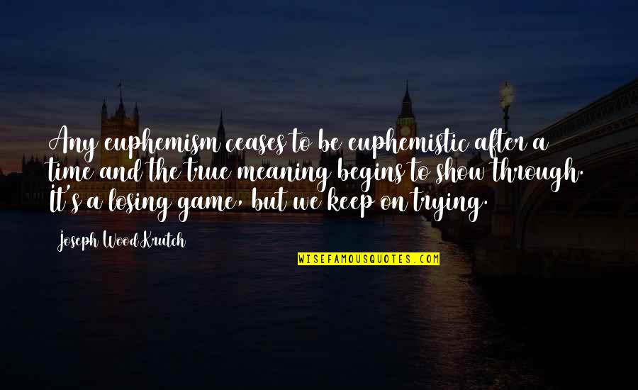 Losing The Game Quotes Top 32 Famous Quotes About Losing The Game