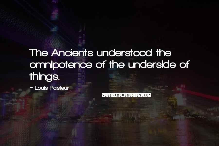 Pasteur Quotes
