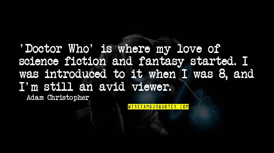 Love Doctor Who Quotes: top 13 famous quotes about Love ...