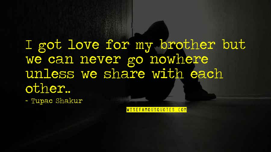 Love For My Brother Quotes: top 40 famous quotes about Love ...
