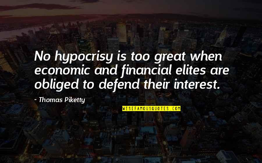 Love Heart Pictures With Quotes By Thomas Piketty: No hypocrisy is too great when economic and