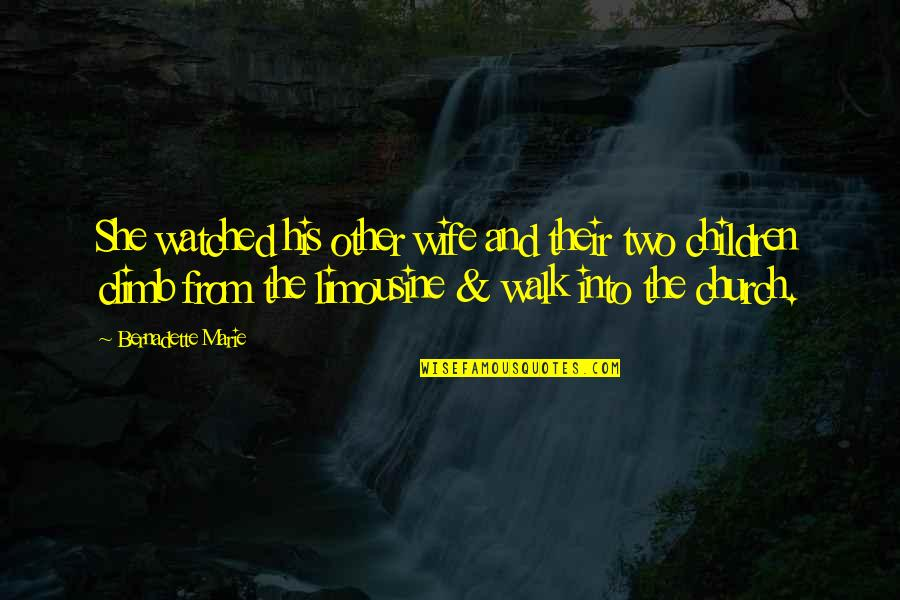 Love Tagalog Valentines Quotes By Bernadette Marie: She watched his other wife and their two