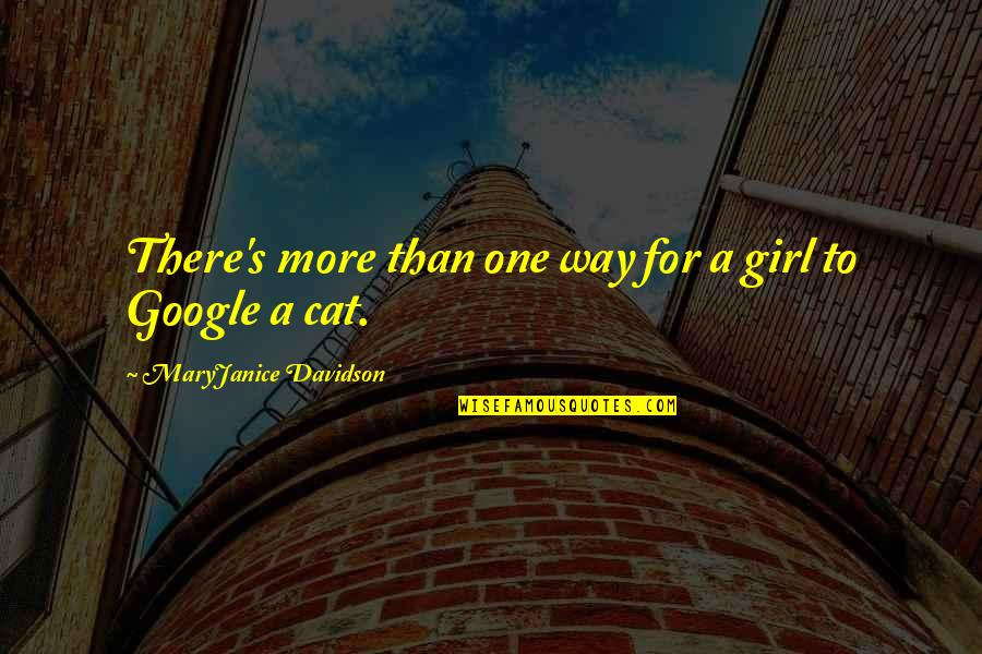 Lowest Of Lows Quotes By MaryJanice Davidson: There's more than one way for a girl