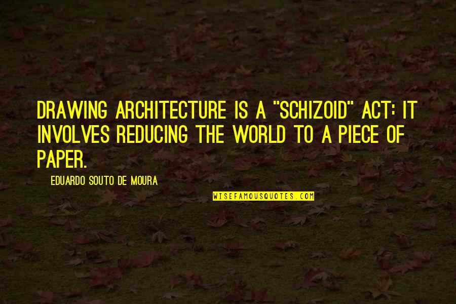 """Malaysian Stock Quotes By Eduardo Souto De Moura: Drawing architecture is a """"schizoid"""" act: it involves"""